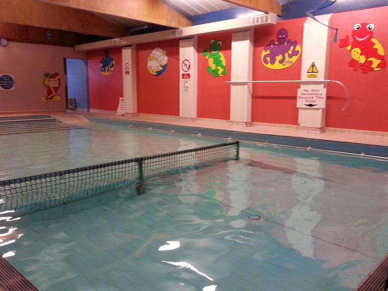 Cardigan Swimming Pool - Toddler Pool
